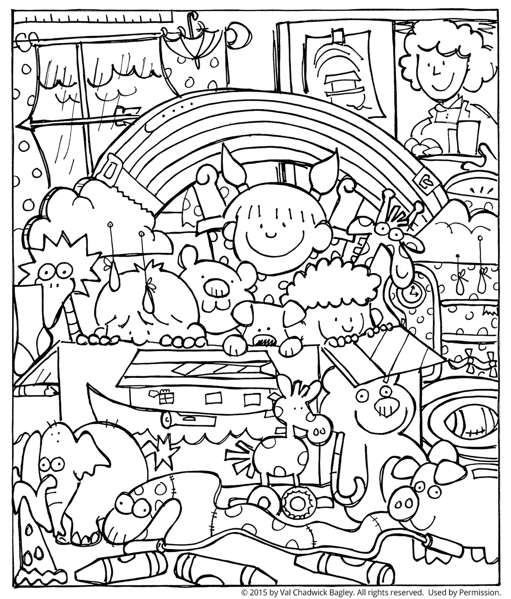 1023x1200 Noah And The Ark Coloring Page