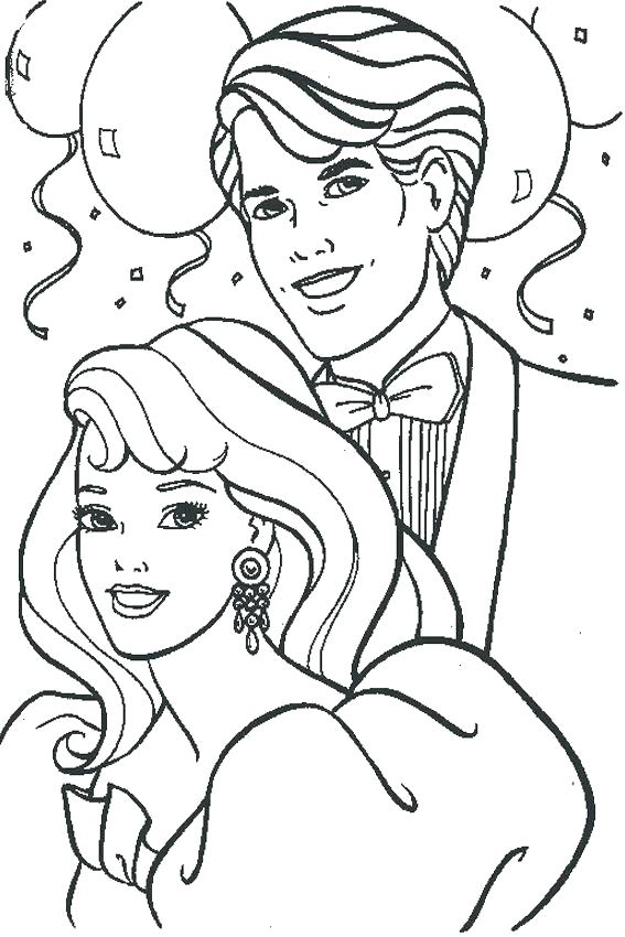 Sock Hop Coloring Pages