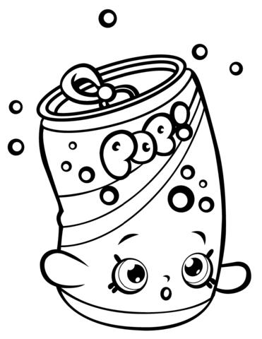 371x480 Soda Pops Shopkin Delines Fylla I Teckningar