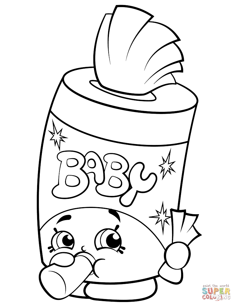 805x1042 Fresh Baby Shopkins Coloring Pages Design Printable Coloring Sheet