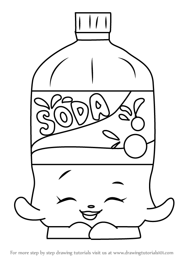 596x843 Images For Soda Can Coloring Pages