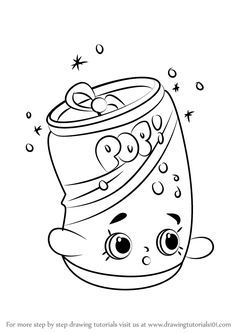 236x333 How To Draw Soda Pops From Shopkins