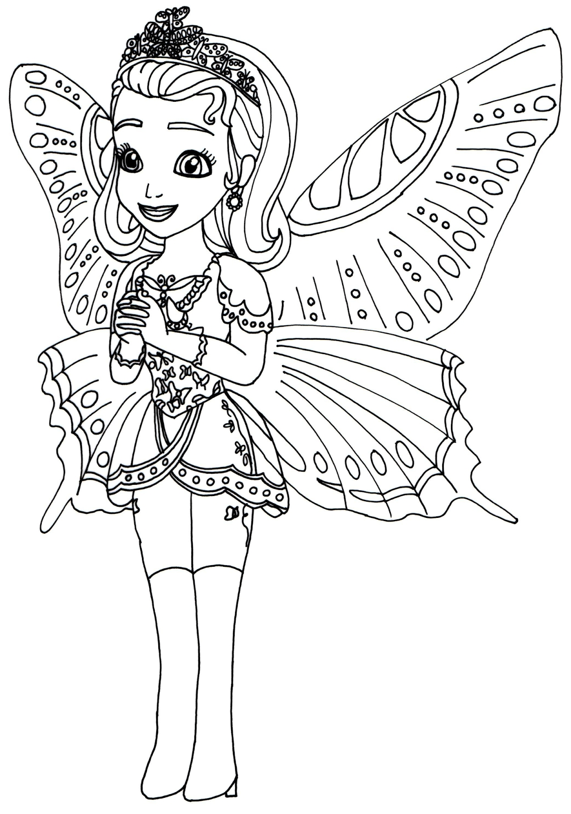 1122x1600 New Disney Princess Coloring Pages Amber Collection Printable
