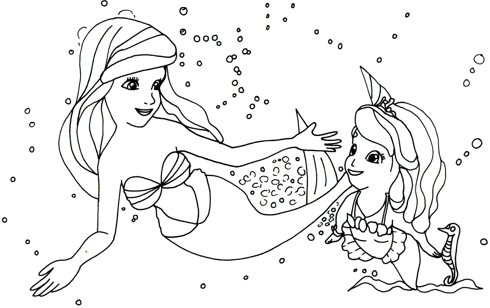 1600x1007 New Sofia The First Disney Princess Coloring Pages