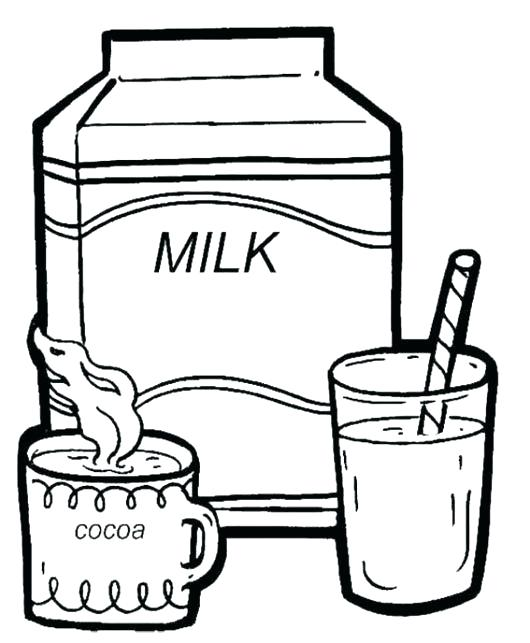 530x643 Drinks Coloring Pages Soft Drink Coloring Pages