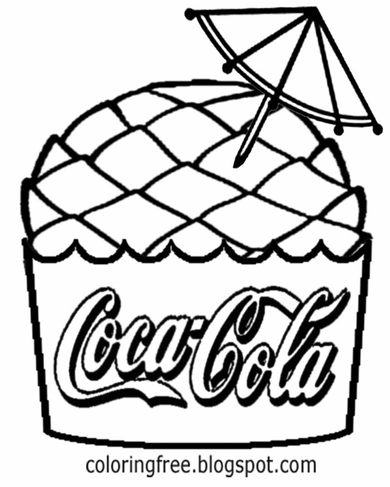 800x1000 New Coca Cola Coloring Pages Bottle Drawing At Getdrawings Com