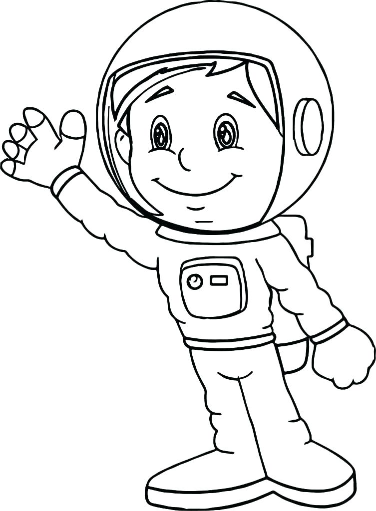 753x1024 Solar System Coloring Page Solar System Coloring Pages Astronaut