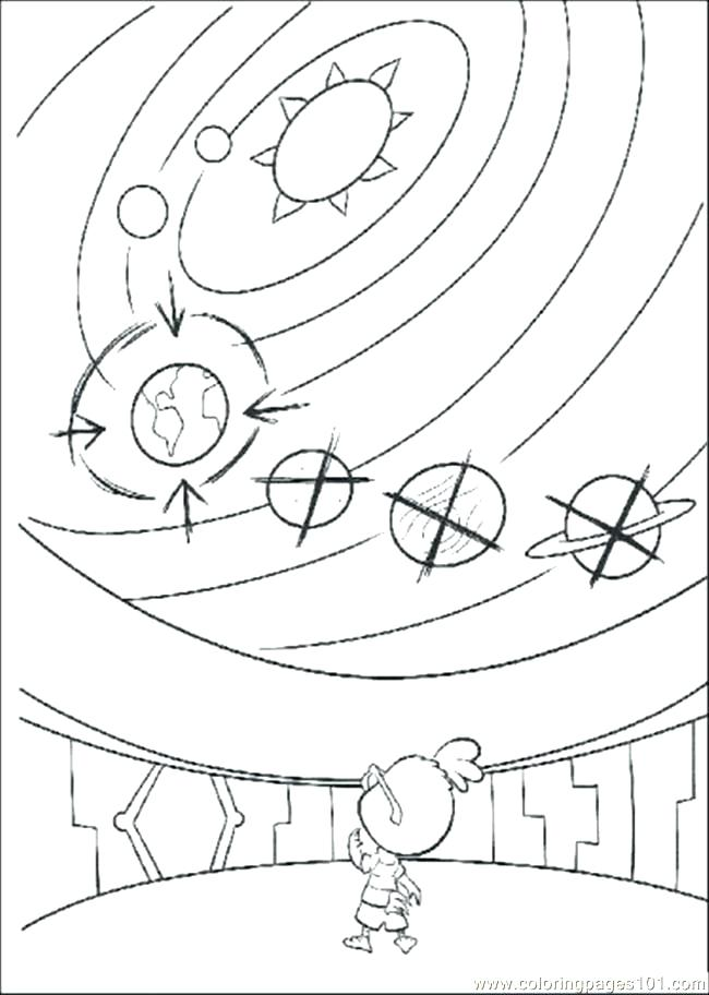 650x912 Coloring Pages Of Coloring Pages Of The Solar System Solar System