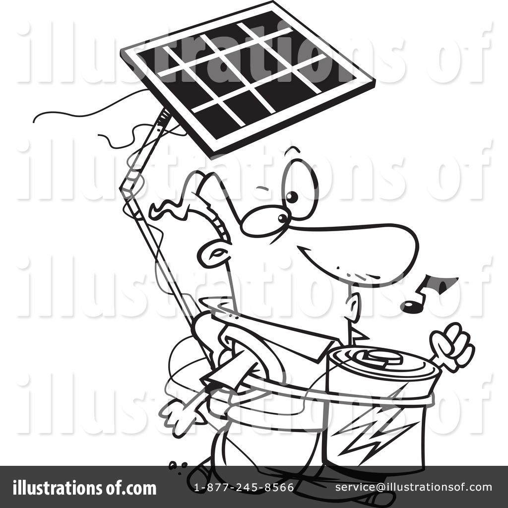 1024x1024 Solar Energy Clipart
