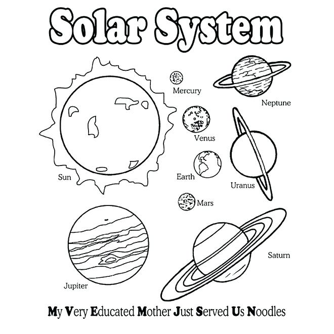 660x660 Solar System Color
