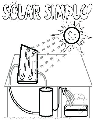 315x400 Alternative Energy Coloring Pages View Larger Image Image