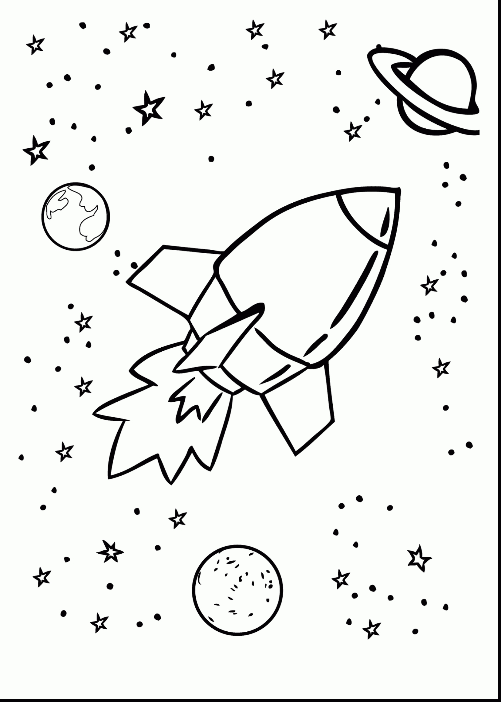 1631x2286 Fun Solar System Coloring Pages Page Theotix Me Adult For Easy