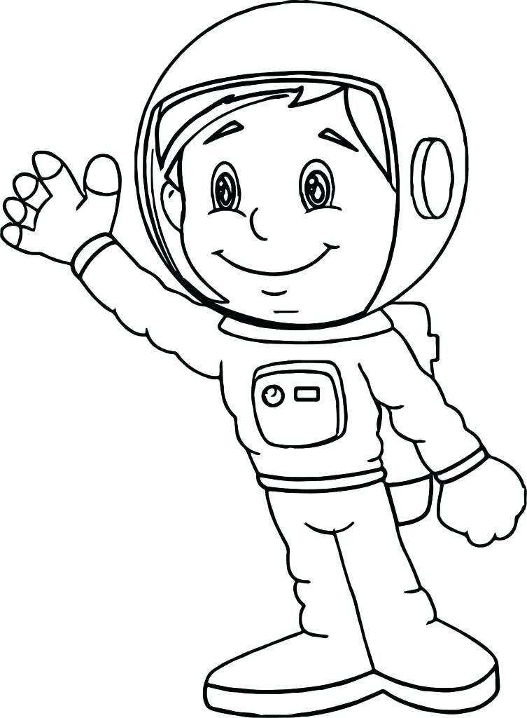 753x1024 Solar System Coloring Sheets Astronaut Coloring Pages This Is