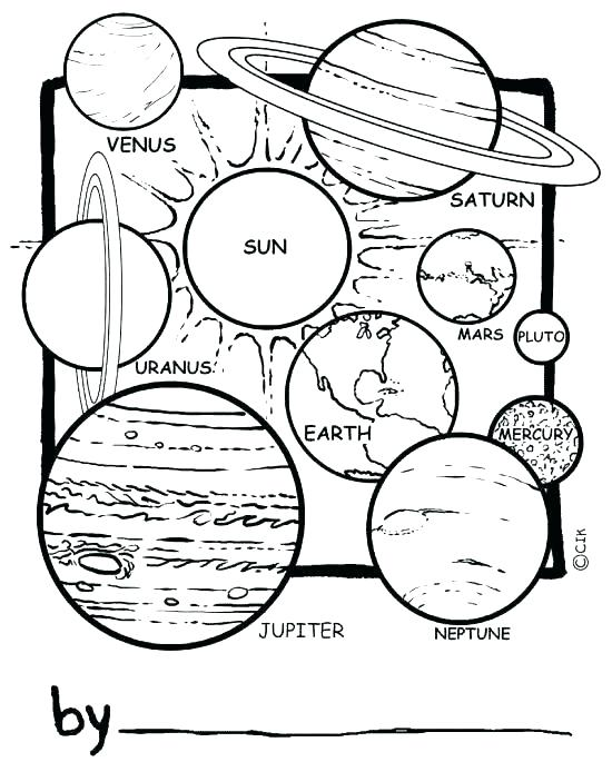 550x685 Coloring Pages Of The Solar System Delightful Solar System