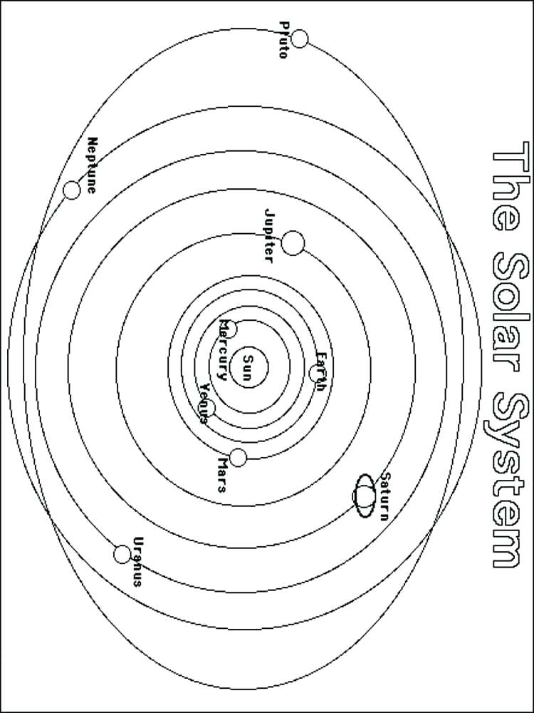 750x1000 Solar System Coloring Pages Pdf Solar System Coloring Pages Free