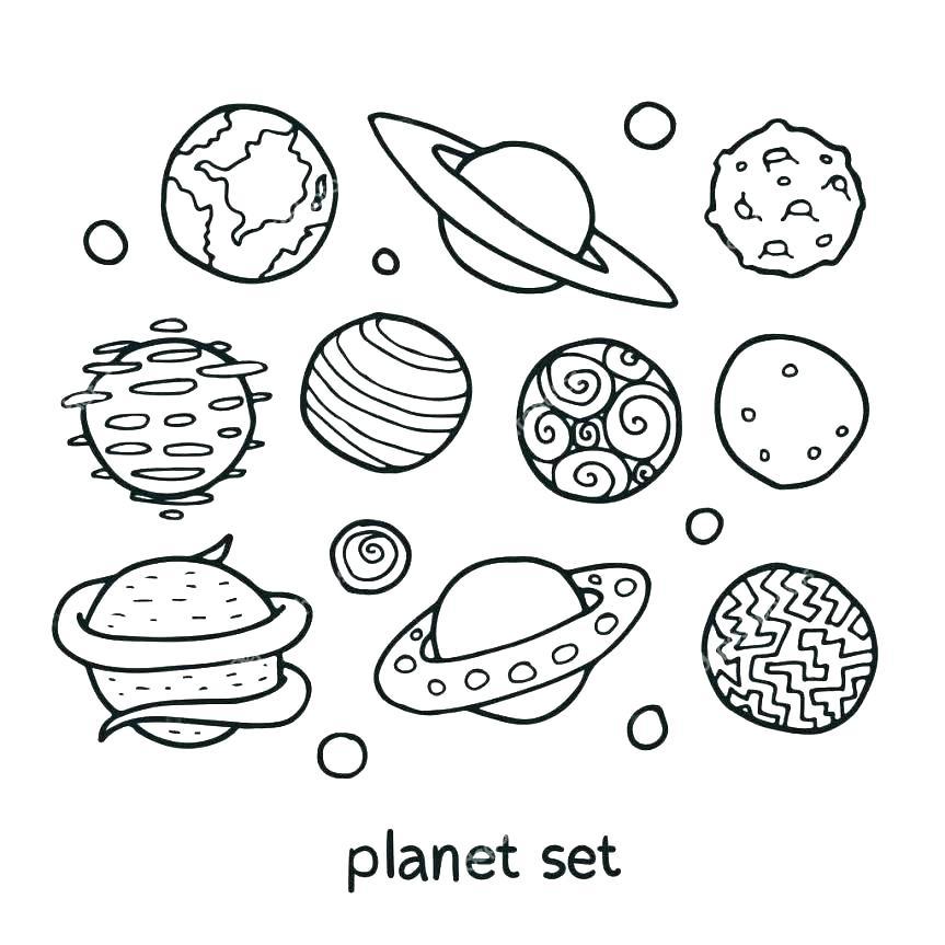 863x863 Coloring Pages Planets Coloring Planets Coloring Pages Pdf