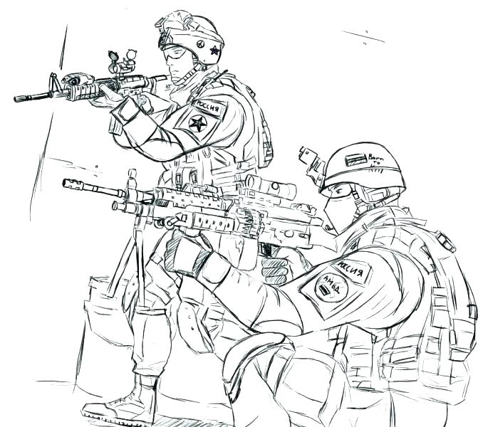 678x600 Printable Army Coloring Pages Military Coloring Sheets Pages Truck