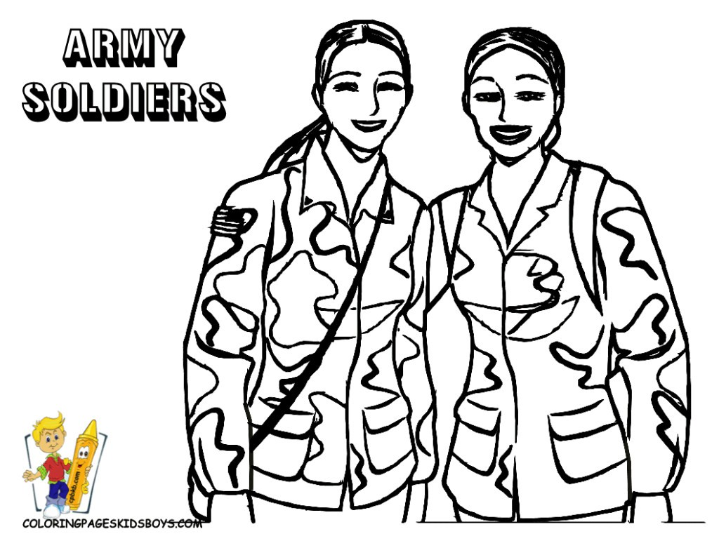 1024x791 Soldier Coloring Pages Bebo Pandco