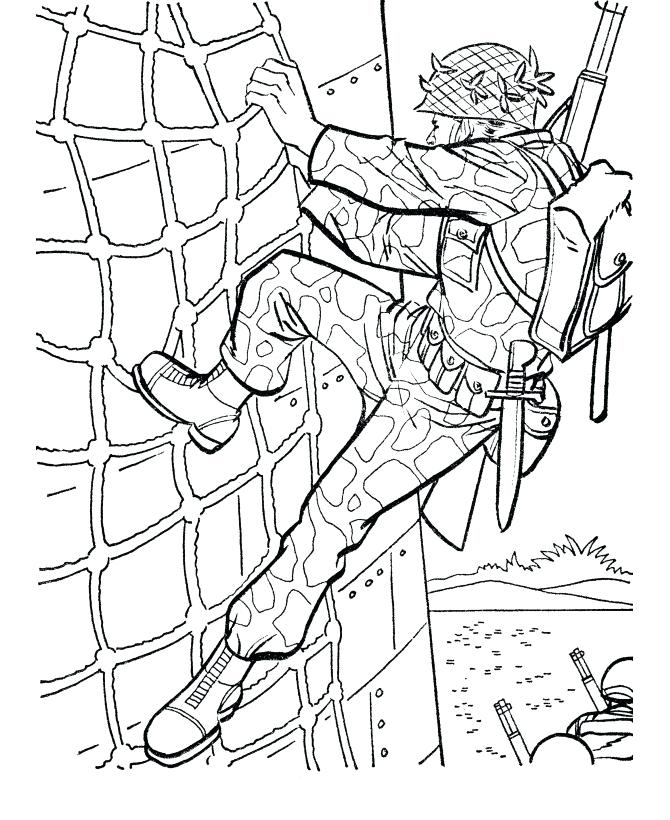 670x820 Soldier Coloring Pages Army Coloring Pages Soldiers A Winter