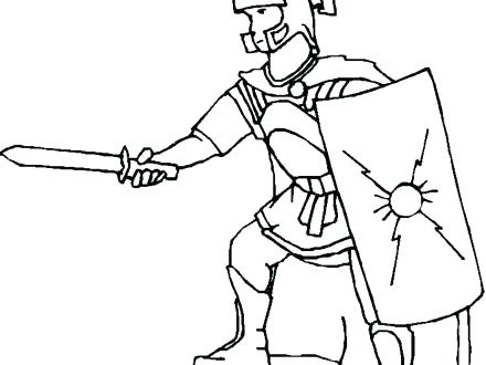440x330 Soldier Coloring Pages Army Coloring Pages To Print Soldier