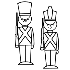 230x230 Top Free Printable Soldier Coloring Pages Online