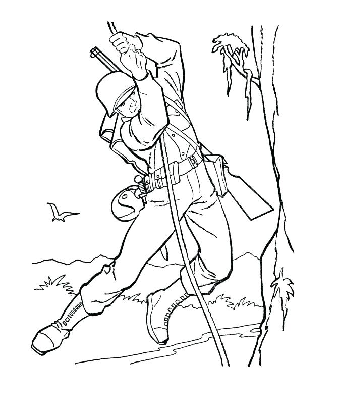 670x820 World War Coloring Pages Printable Army Coloring Pages Coloring