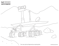 200x155 Science Coloring Pages