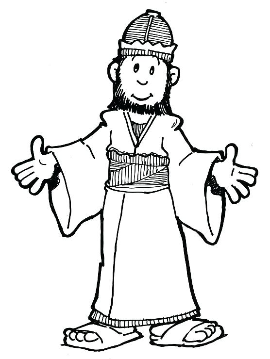 556x740 King Solomon Coloring Pages Coloring King Colouring King Solomon