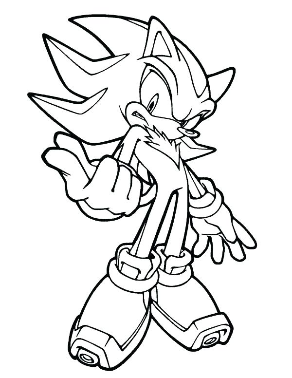 600x776 Sonic Coloring Pages Sonic Coloring Pages Sonic Rose Sonic Amy