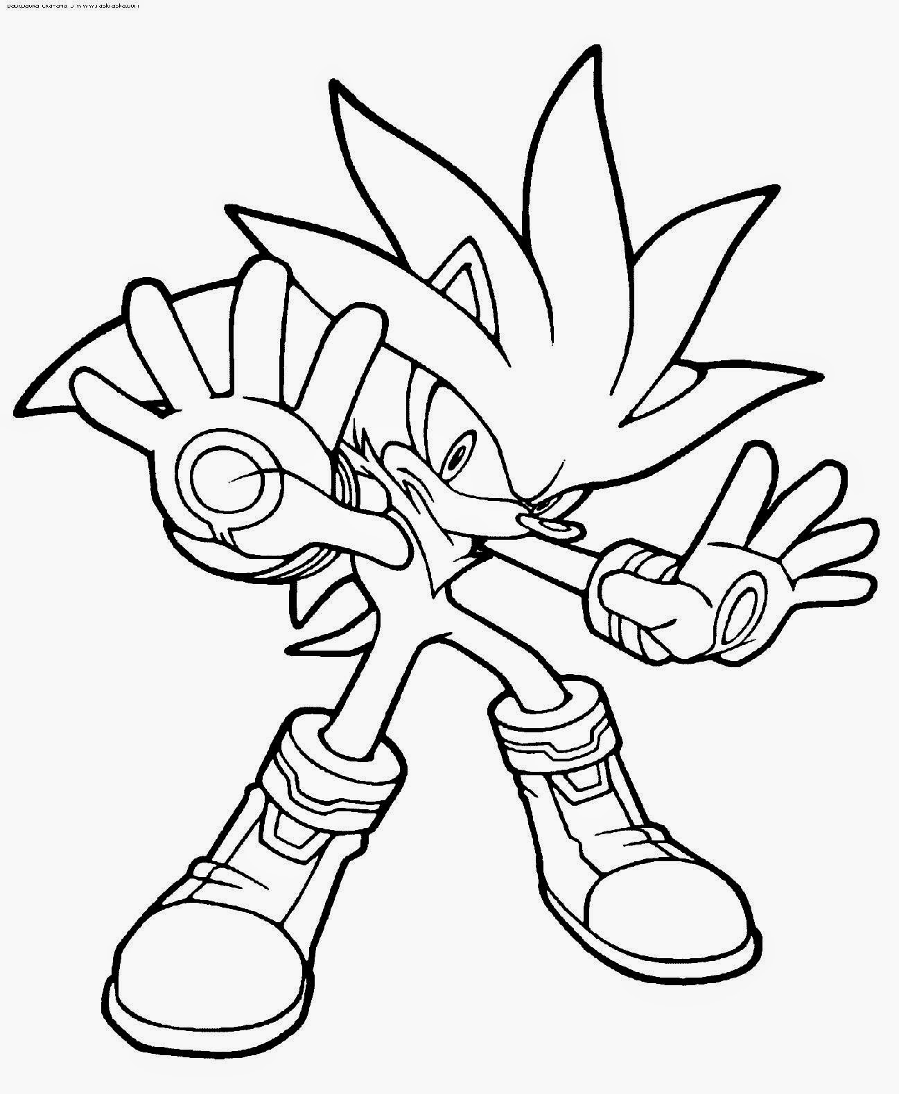 1297x1579 Fresh Sonic The Hedgehog And Friends Coloring Pages Sonic Coloring