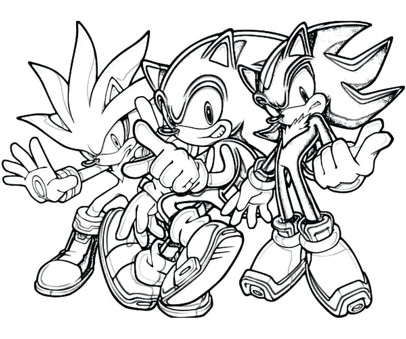 800x667 Sonic Printable Coloring Pages Sonic Printable Coloring Pages