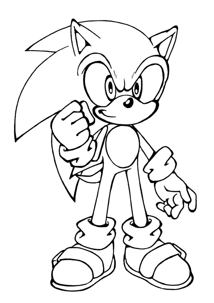 751x1064 Sonic For Kids
