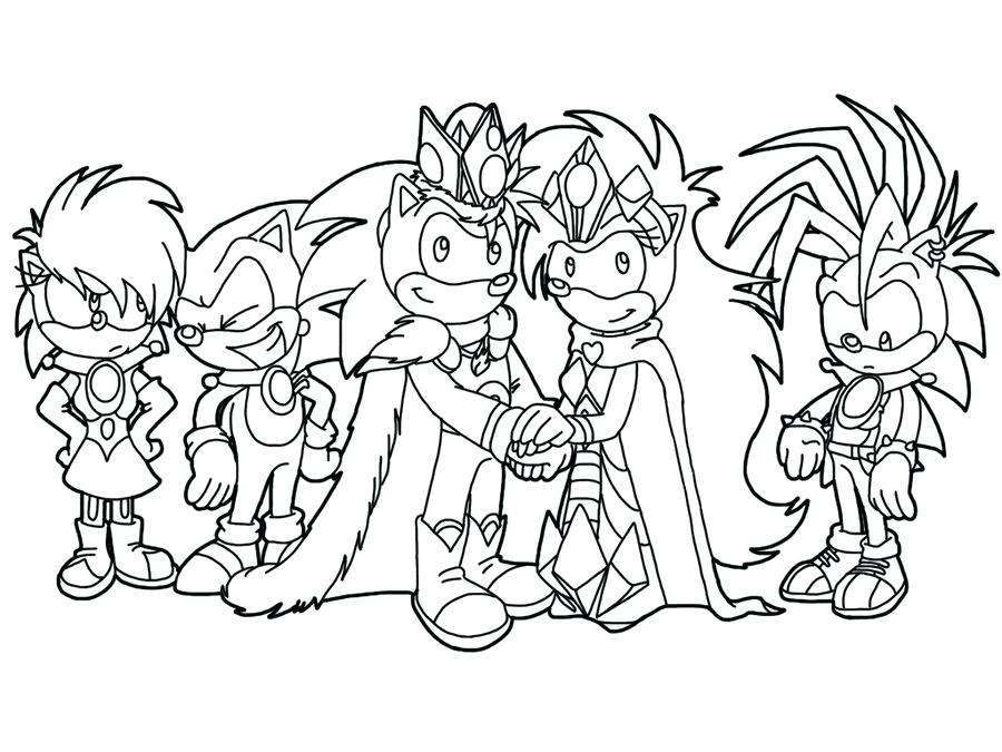900x675 Coloring Sonic Coloring Pages Printable Free Book Sonic Coloring
