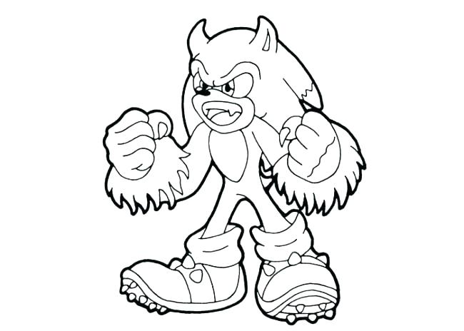 650x464 Sonic Coloring Pages Printable Sonic Coloring Pages Free Printable