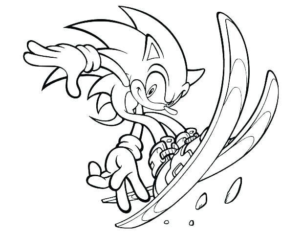 618x478 Super Sonic Coloring Pages Sonic Coloring Pages Best Of Super