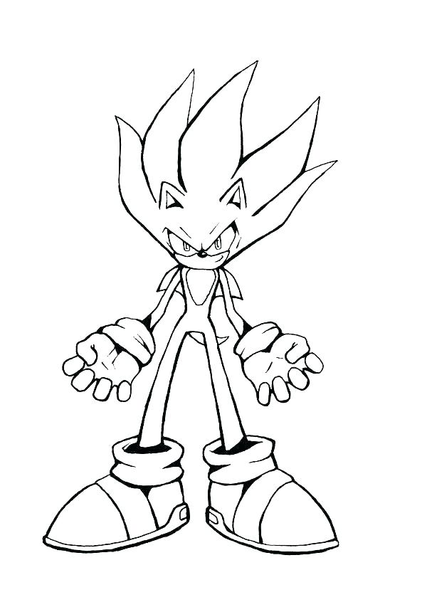 600x846 Sonic Colors Coloring Pages Free Coloring Sonic Colouring Books