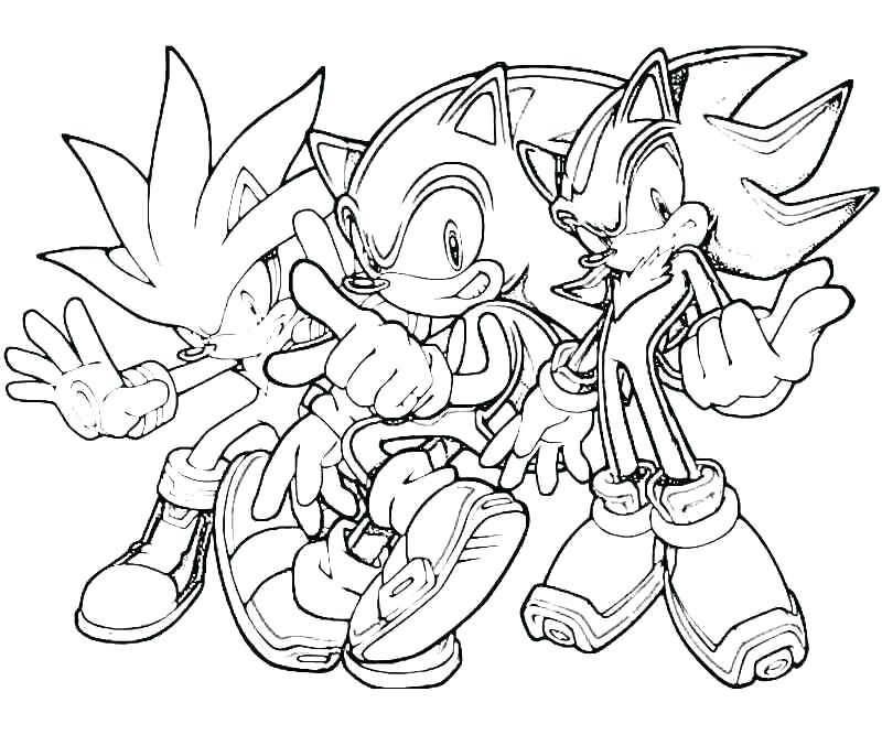 Sonic Exe Coloring Pages At Getdrawingscom Free For Personal Use