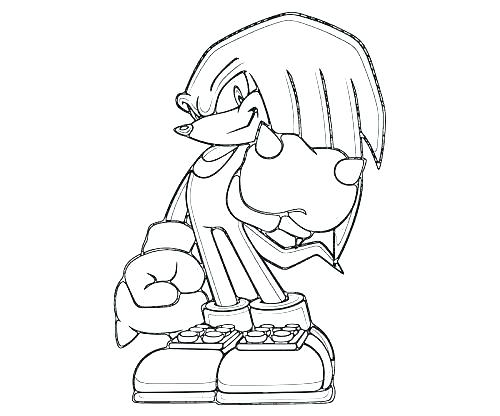 500x416 Sonic And Tails Coloring Pages Sonic And Tails Coloring Pages