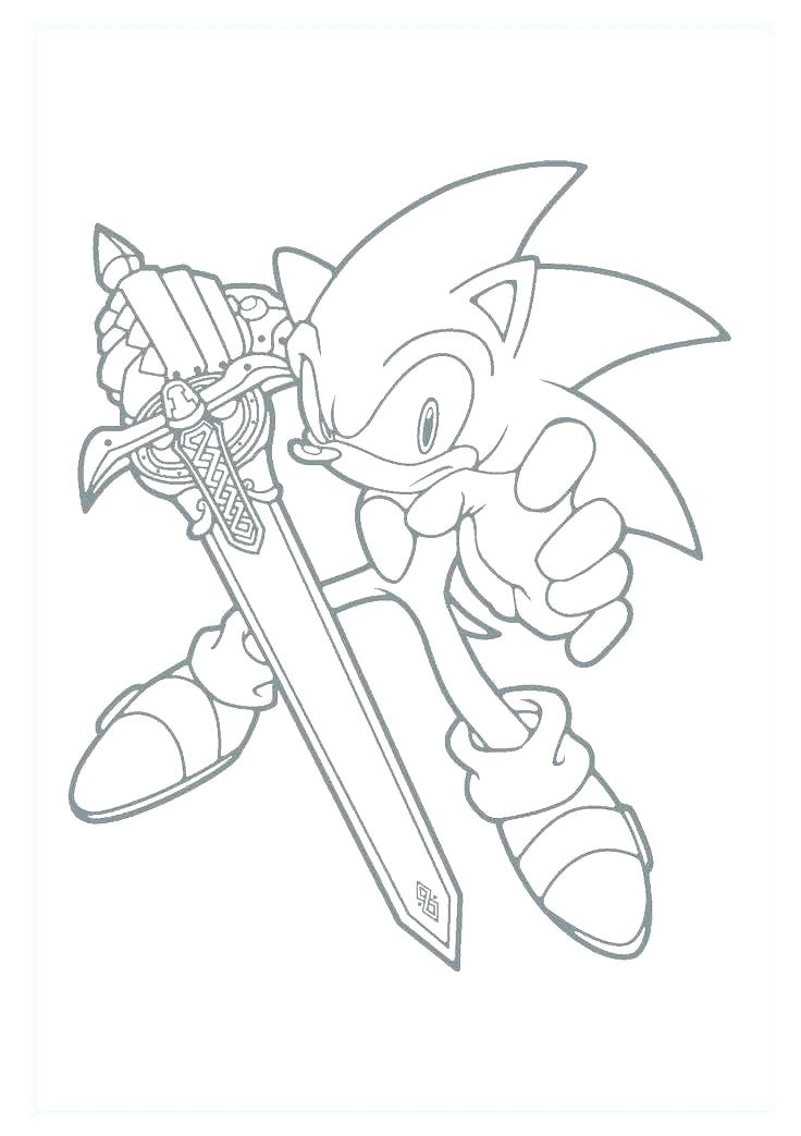 736x1043 Sonic The Hedgehog Free Coloring Pages Sonic Coloring Pages Shadow