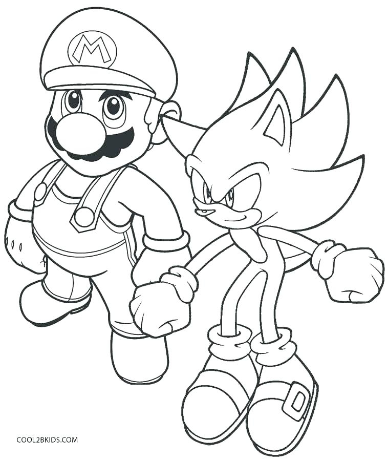758x900 Silver The Hedgehog Coloring Pages Sonic The Hedgehog Coloring