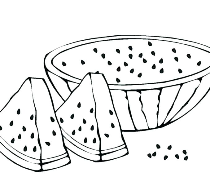 678x600 Stone Soup Coloring Page Watermelon Coloring Pages Watermelon