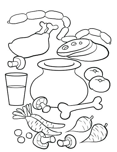 386x500 Strega Nona Coloring Pages Coloring Pages Stone Soup Coloring