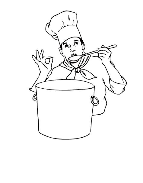 474x605 Taste The Flavors The Soup Coloring Pages Taste The Flavors