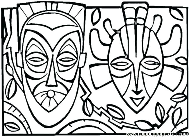 650x471 Africa Coloring Pages S South Africa Coloring Pages