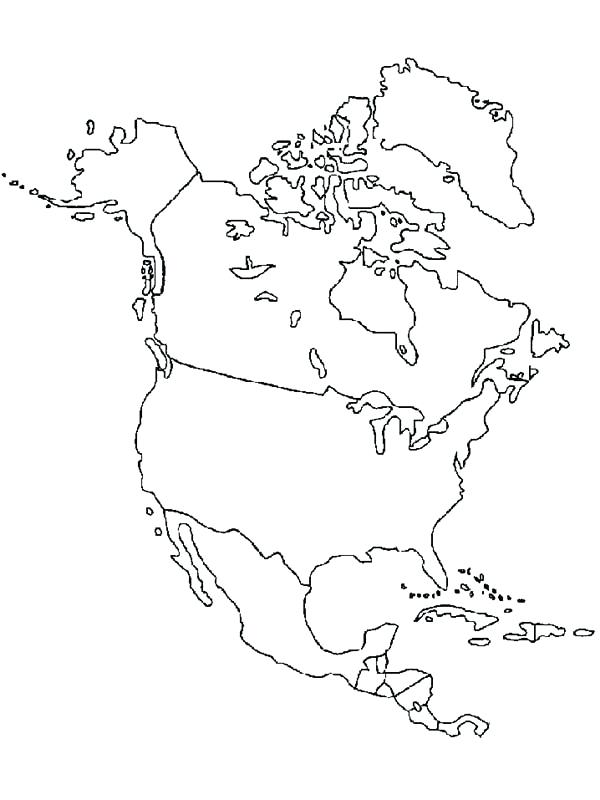 South America Coloring Page at GetDrawings.com | Free for personal ...