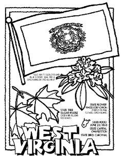 236x306 South Dakota Coloring Page Homeschool Stuff South