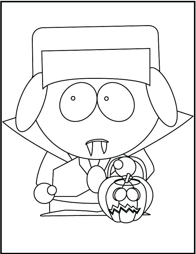 670x867 South Park Coloring Pages South Park Coloring Book Plus South Park