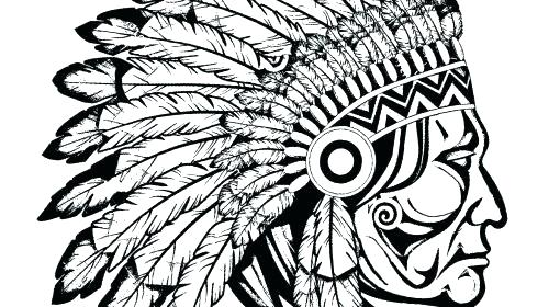500x280 Native American Coloring Pages Free Southwestern Native Coloring