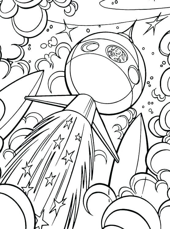 555x746 Space Coloring Pages Space Colouring Page Outer Space Coloring