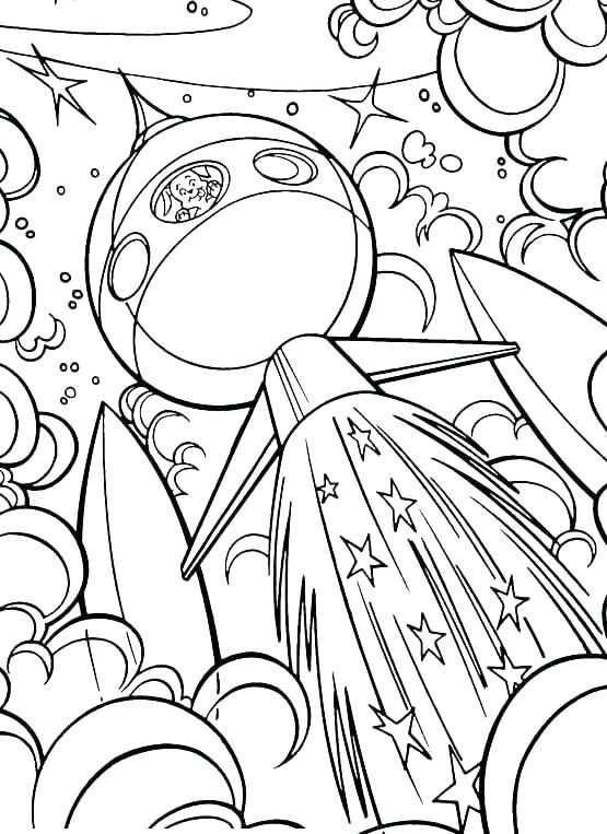 555x763 Outer Space Coloring Page Outer Space Coloring Page Space Coloring